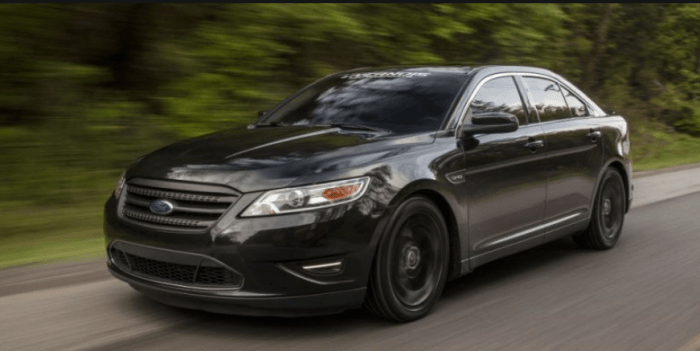 79 A 2020 Ford Taurus Price And Release Date