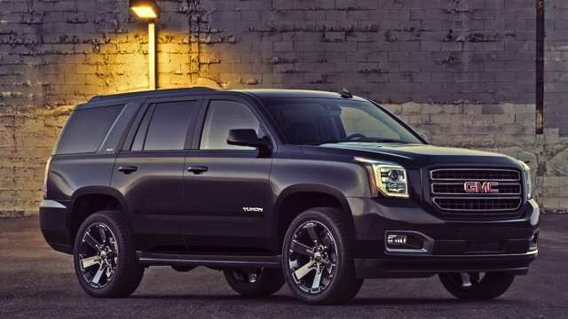 79 A 2020 GMC Yukon Denali Xl Performance And New Engine