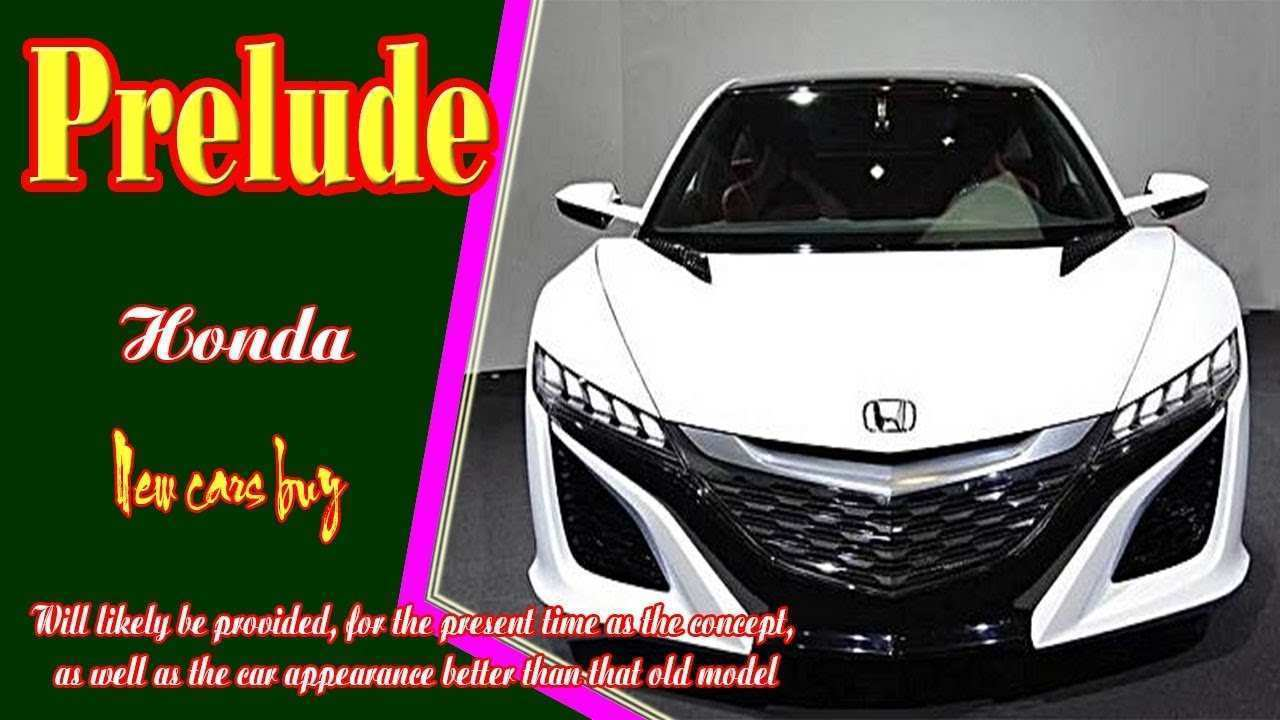 79 A 2020 Honda Prelude Type R Price And Release Date