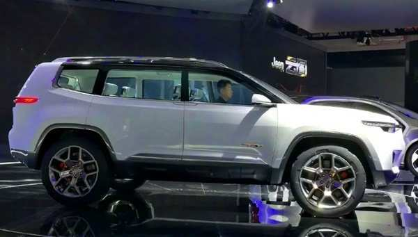 79 A 2020 Jeep Grand Cherokee New Review