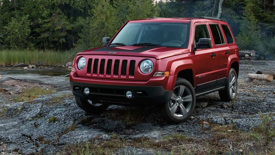79 A 2020 Jeep Patriot Exterior And Interior