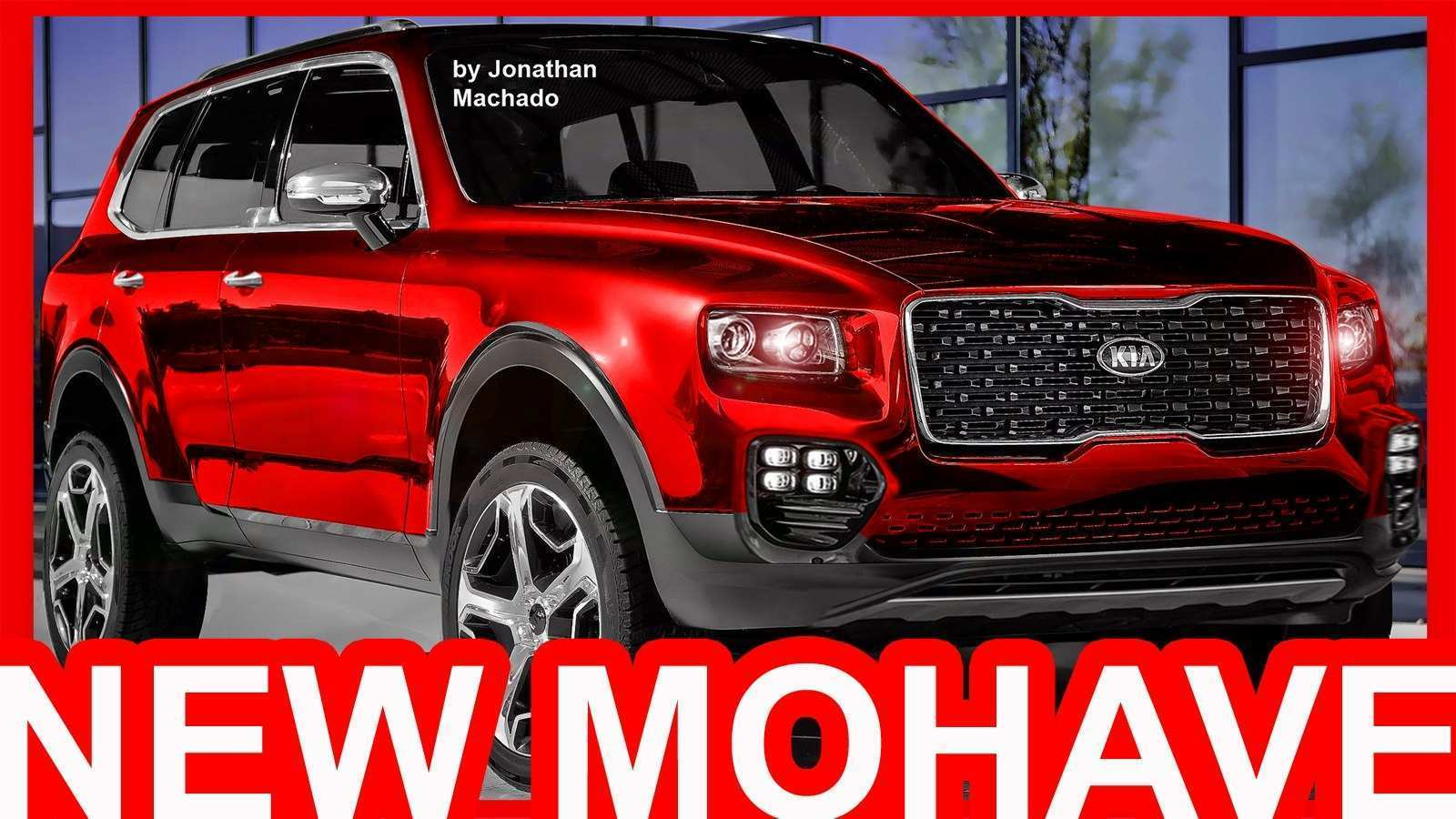 79 A 2020 Kia Mohave New Review