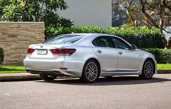 79 A 2020 Lexus LSs Price And Release Date