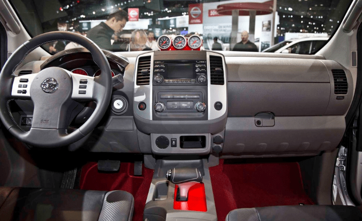 79 A 2020 Nissan Frontier Exterior And Interior