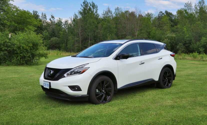 79 A 2020 Nissan Murano Release Date And Concept
