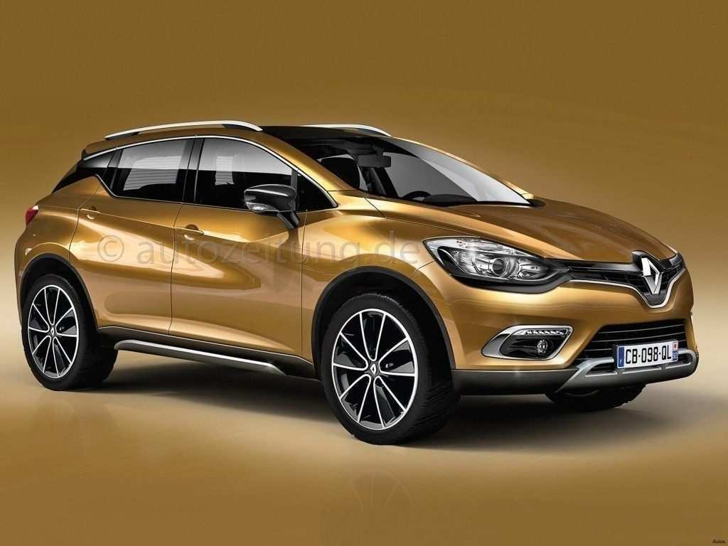 79 A 2020 Renault Kadjar Spy Shoot