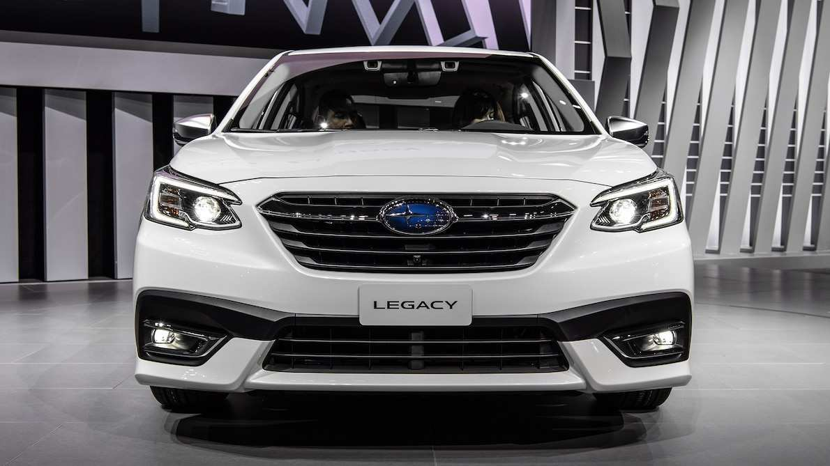 79 A 2020 Subaru Liberty Redesign And Review