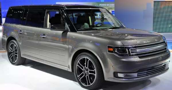 79 A Ford Flex 2020 Performance
