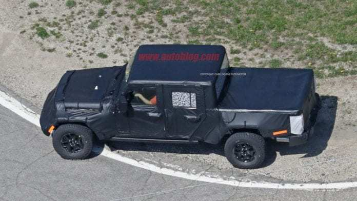 79 A Jeep Brute 2020 New Model And Performance
