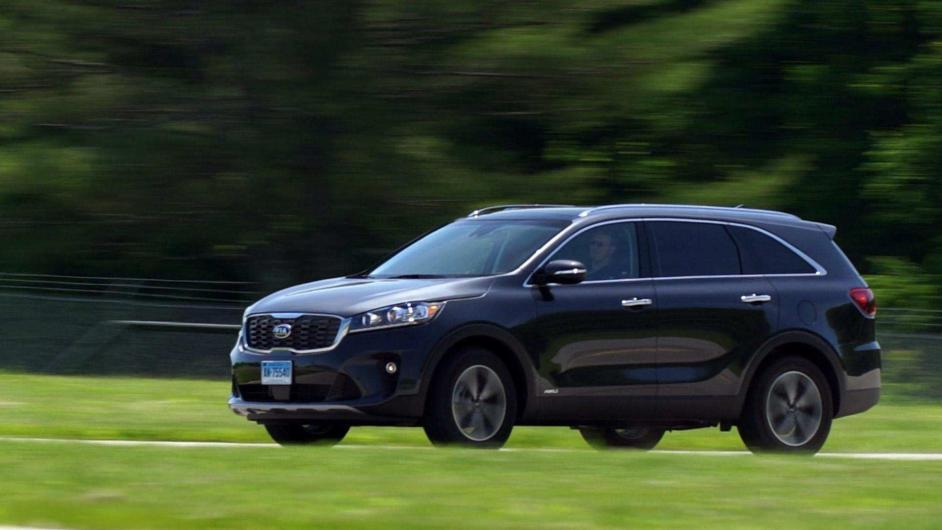 79 A Kia Sorento 2019 Video Release Date And Concept