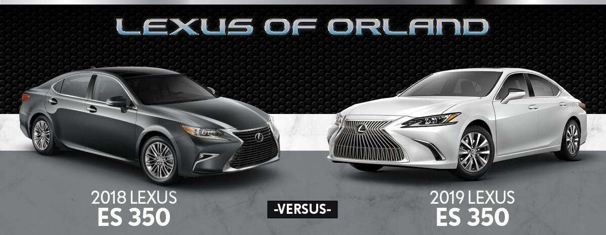 79 A Lexus Es 2019 Vs 2018 Price Design And Review