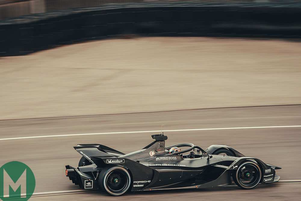 79 A Mercedes Formula E 2019 Overview