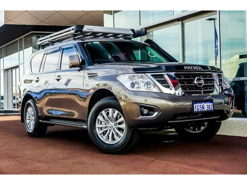79 A New Nissan Patrol 2019 Rumors