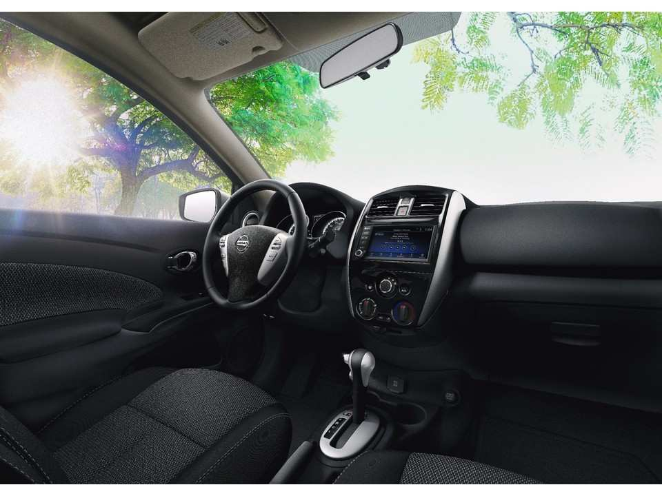 79 A Nissan Versa 2019 Interior Engine