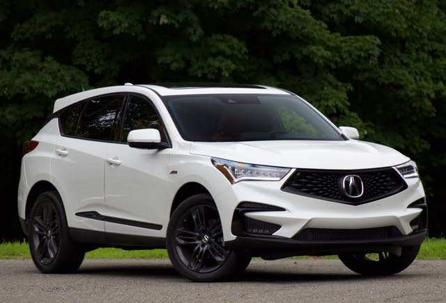 79 All New 2019 Acura RDX Photos