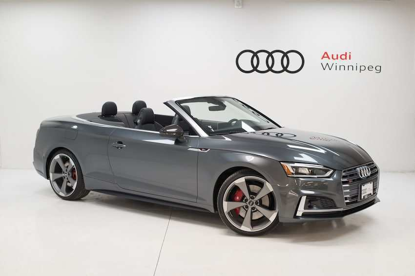 79 All New 2019 Audi S5 Cabriolet Redesign And Concept