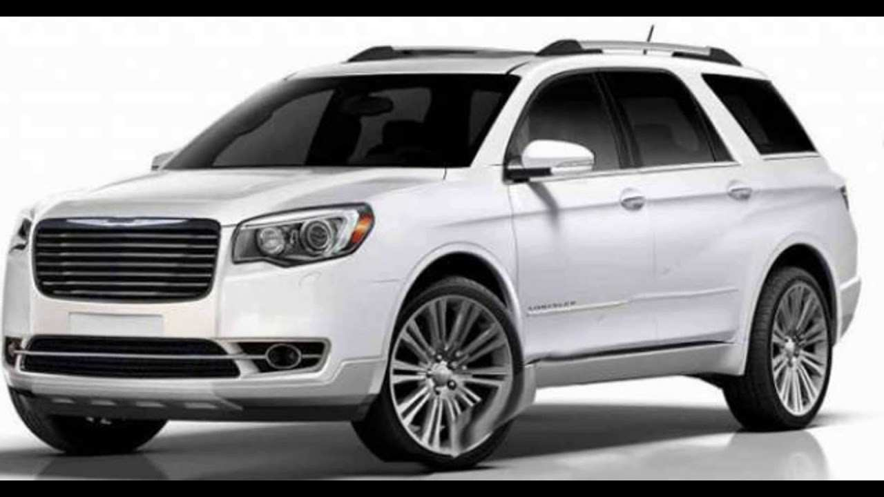 79 All New 2019 Chrysler Aspen Performance And New Engine