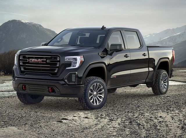 79 All New 2019 GMC Sierra Price
