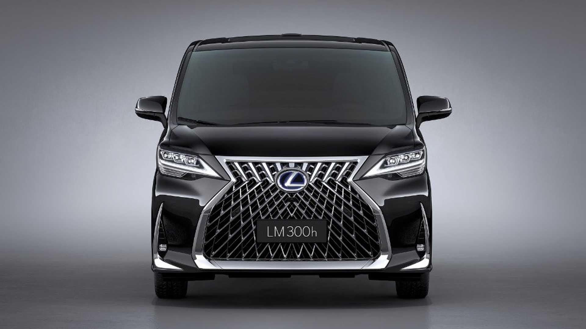 79 All New 2019 Lexus Minivan New Review
