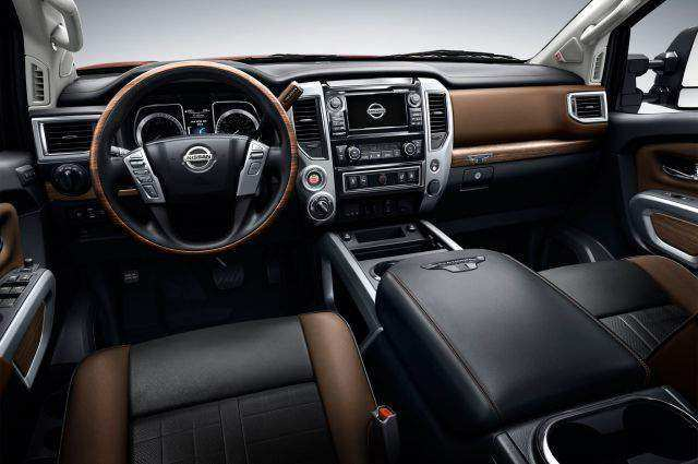 79 All New 2019 Nissan Titan Interior Price