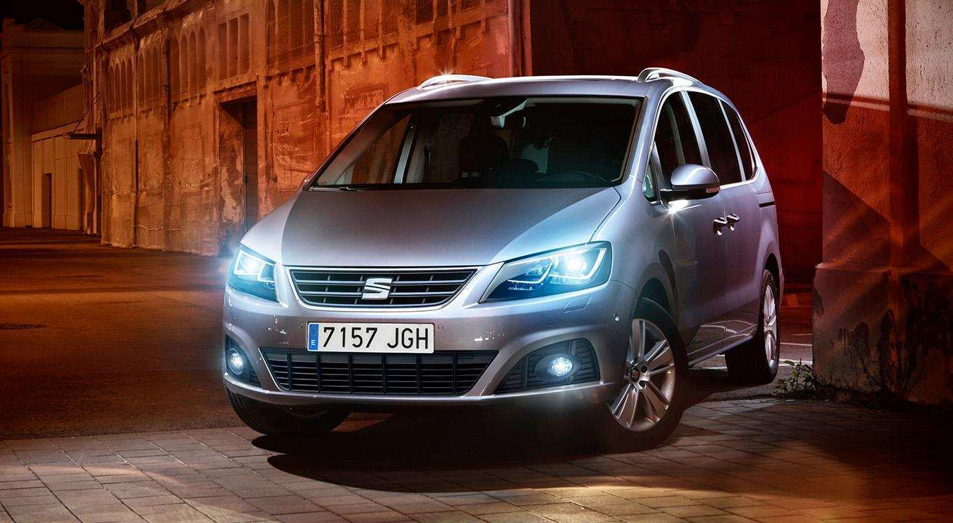 79 All New 2019 Seat Alhambra New Concept