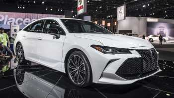 79 All New 2019 Toyota Avalon Performance And New Engine