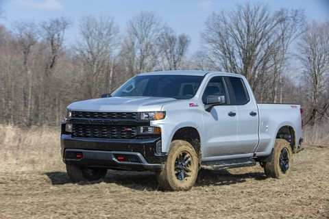 79 All New 2020 Chevy Silverado Spy Shoot