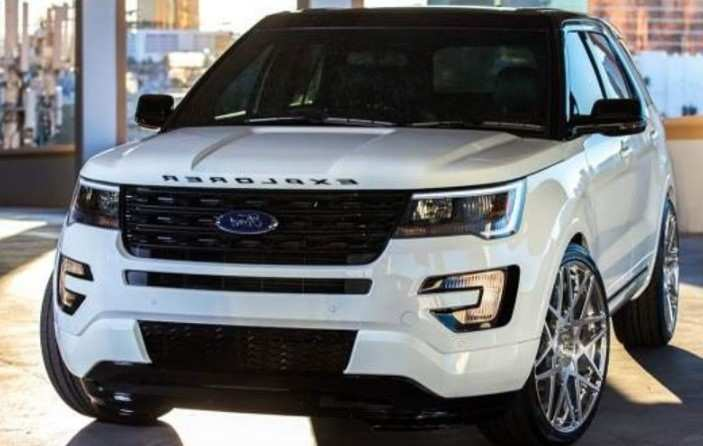 79 All New 2020 Ford Explorer Sports Ratings