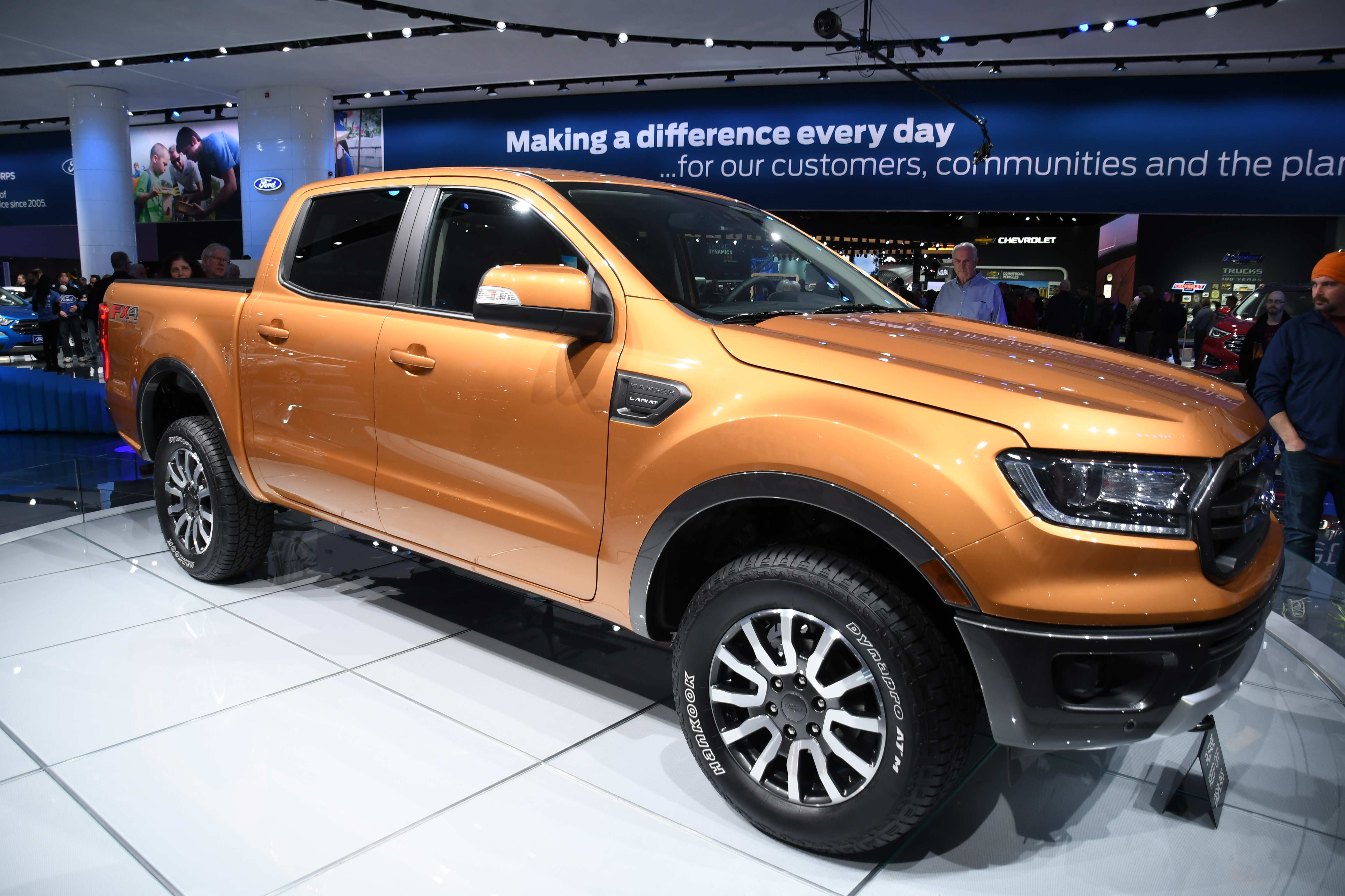 79 All New 2020 Ford Ranger Usa Price Design And Review