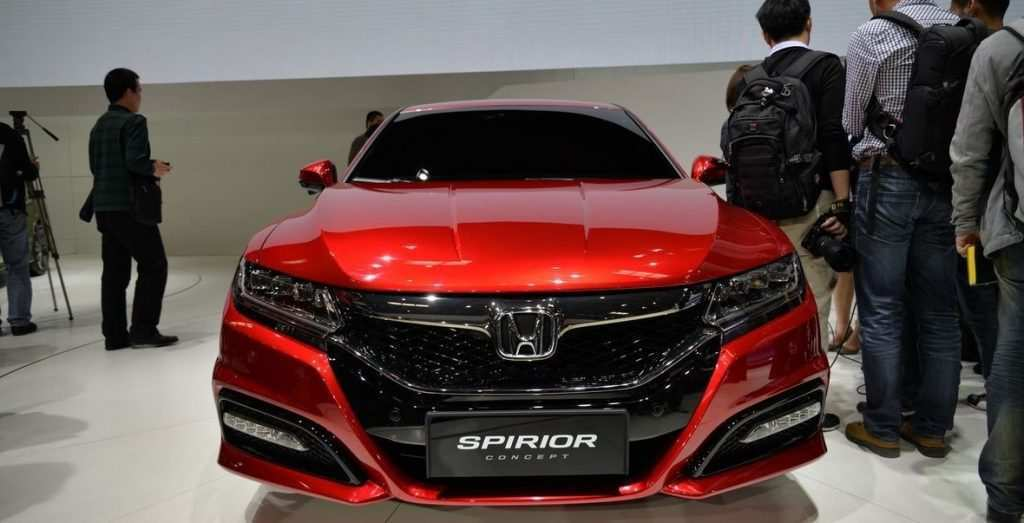 79 All New 2020 Honda Accord Coupe Spirior Review And Release Date