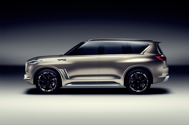 79 All New 2020 Infiniti QX80 Performance And New Engine
