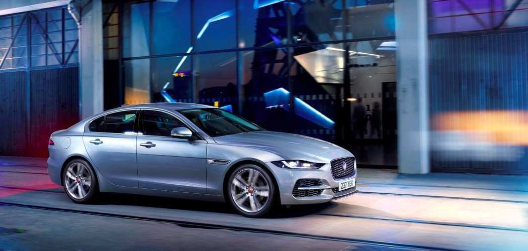 79 All New 2020 Jaguar XE New Review