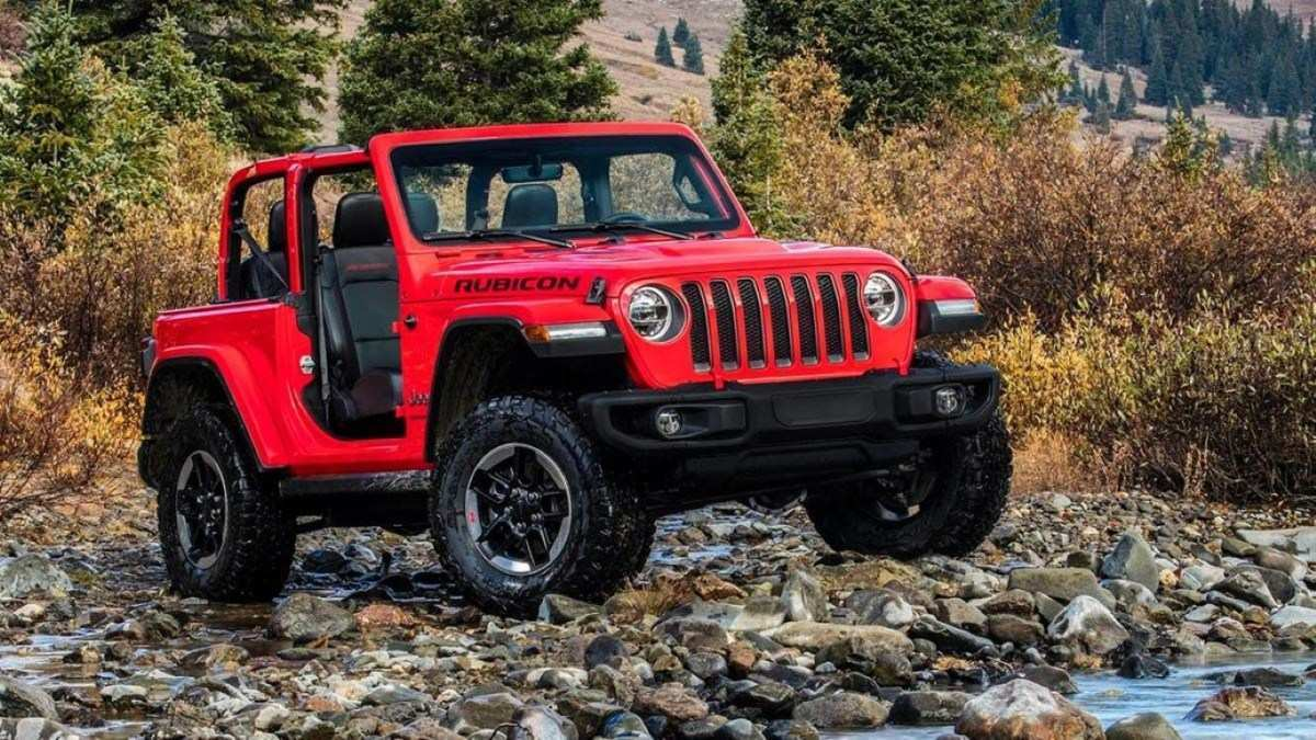 79 All New 2020 Jeep Wrangler Diesel Redesign