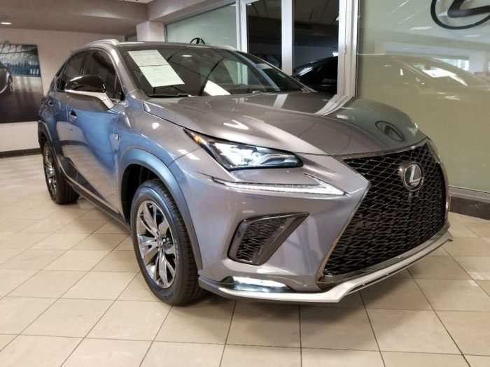 79 All New 2020 Lexus Rx 350 F Sport Suv Pictures