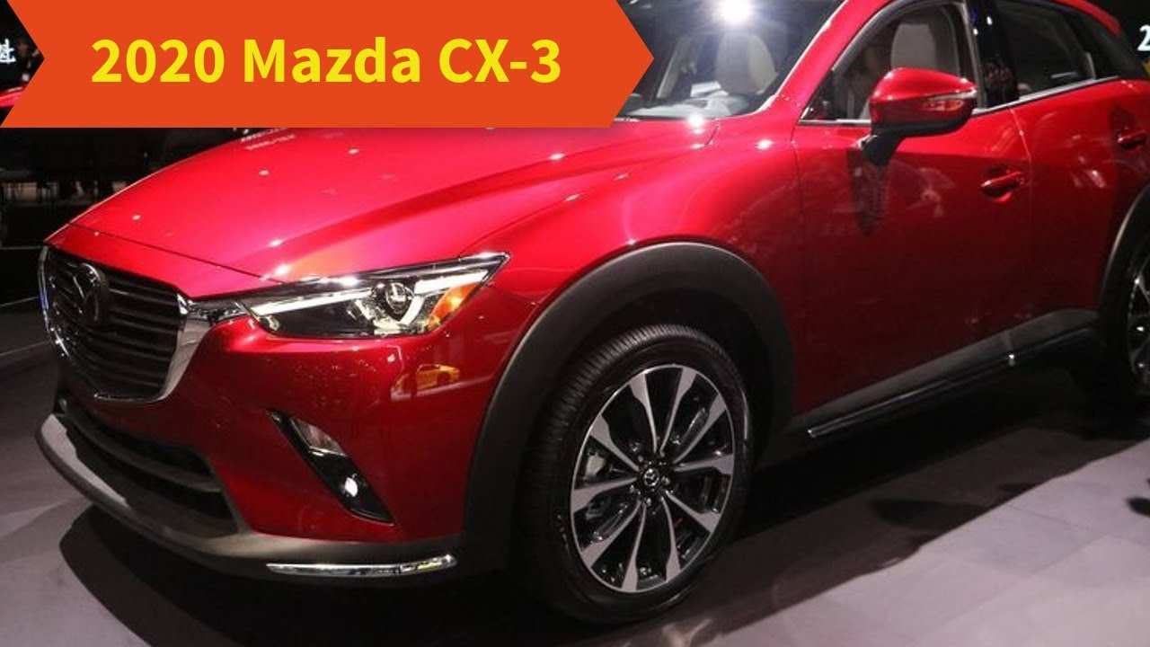 79 All New 2020 Mazda Cx 3 Review