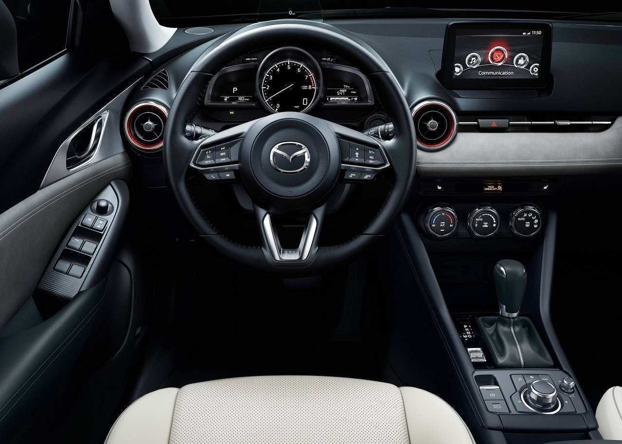 79 All New 2020 Mazda Cx 3 Specs And Review