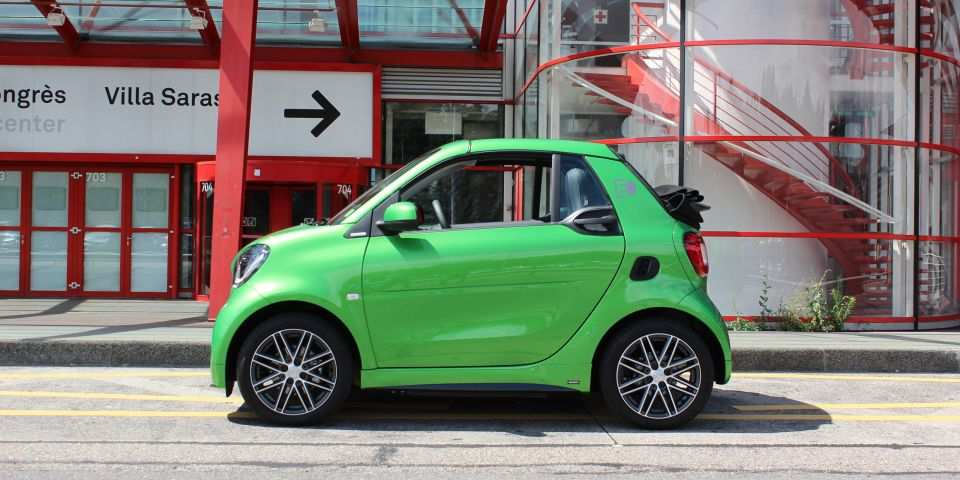 79 All New 2020 Smart Fortwos Price Design And Review