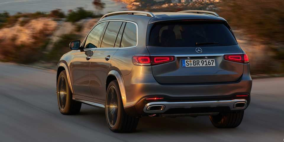 79 All New Gls Mercedes 2019 Concept And Review