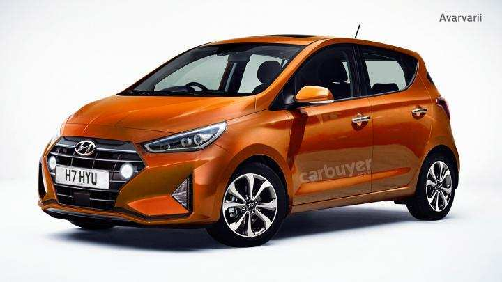 79 All New Hyundai I10 2020 First Drive