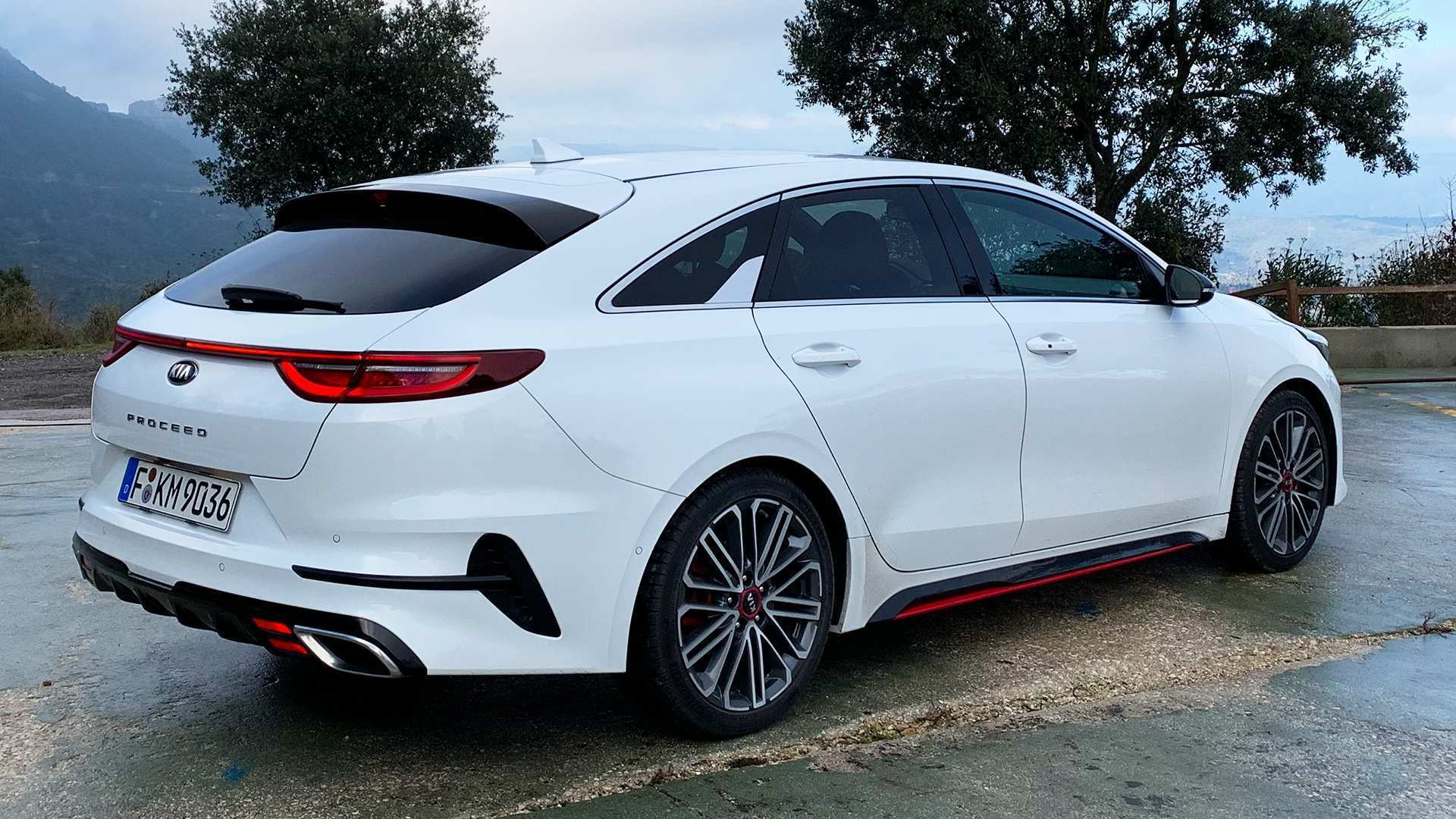 79 All New Kia Pro Ceed Gt 2019 Prices