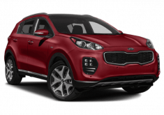 Kia Turbo 2019