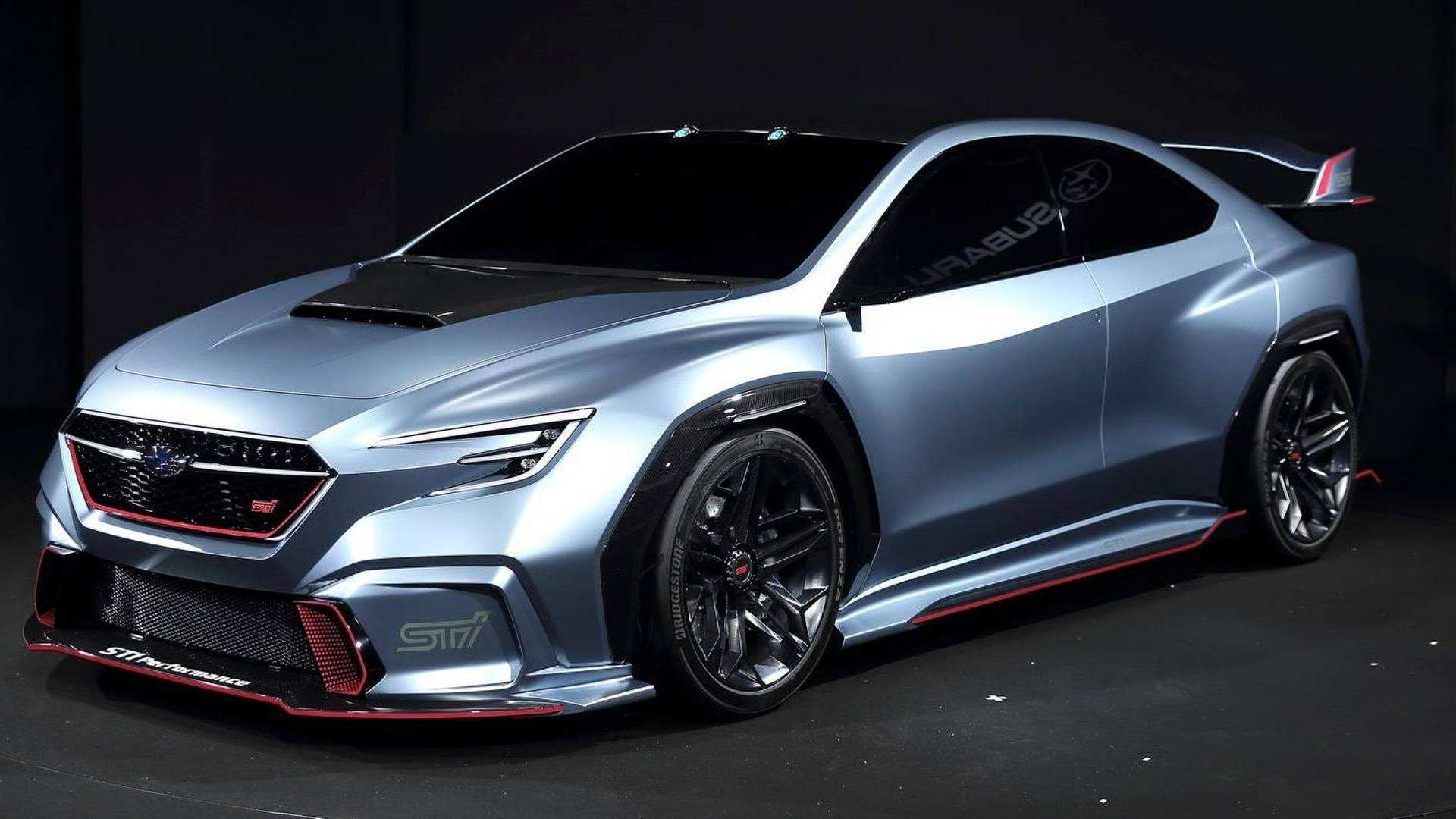 79 All New Subaru Wrx 2019 Concept New Model And Performance