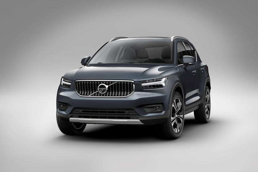 79 All New V40 Volvo 2019 Spesification