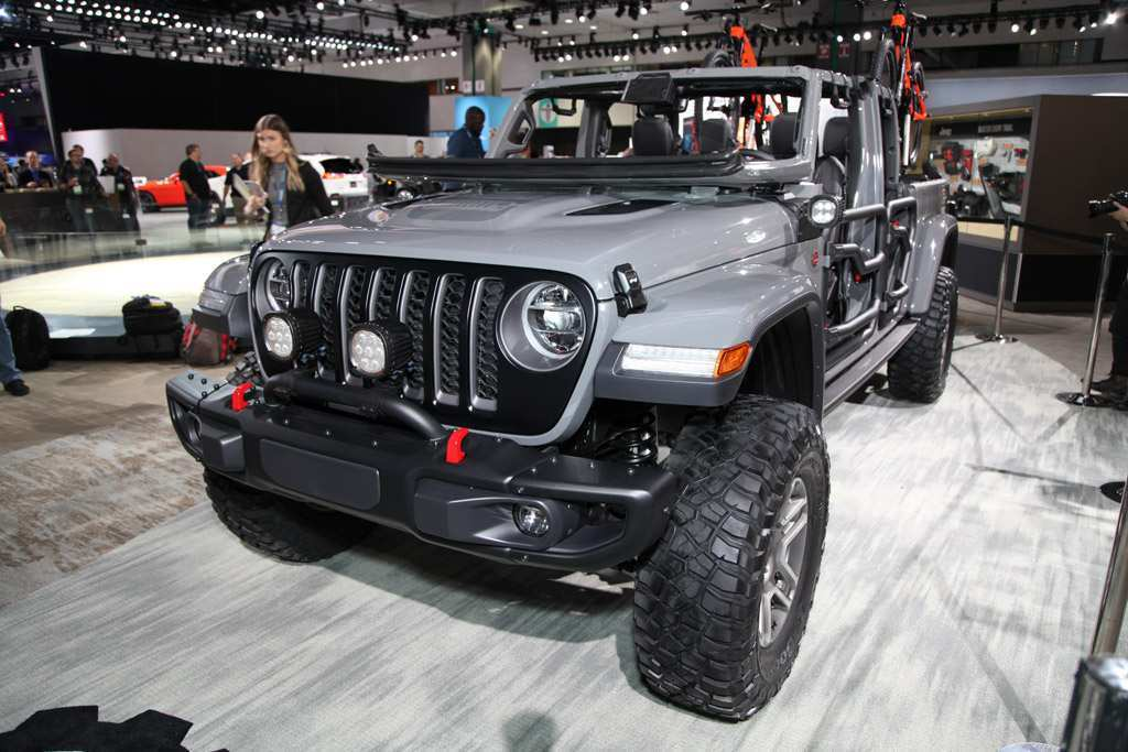 79 All New What Is The Price Of The 2020 Jeep Gladiator History
