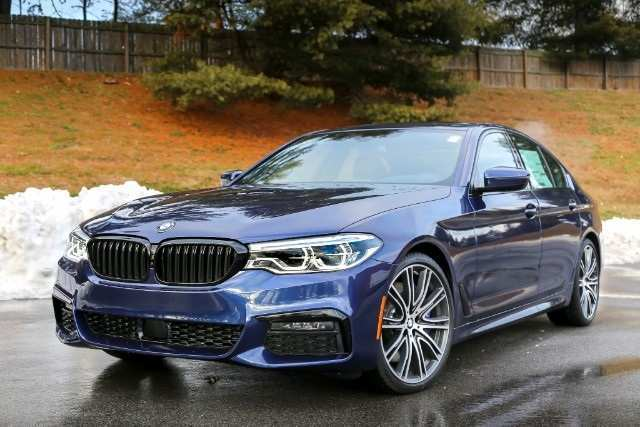 79 Best 2019 BMW 5 Series Spy Shoot