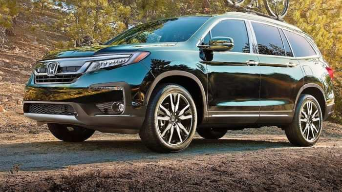 79 Best 2019 Honda Pilot Spy Photos Engine