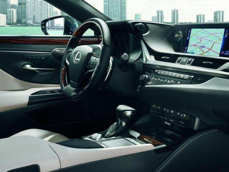 79 Best 2019 Lexus Es 350 Interior Concept And Review