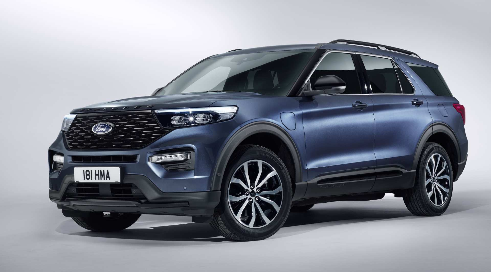 79 Best 2019 The Ford Explorer Rumors