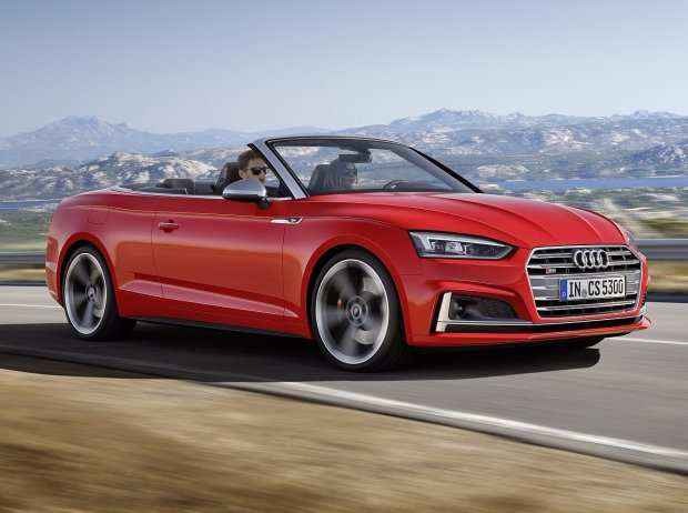 79 Best 2020 Audi S5 Cabriolet Redesign And Concept