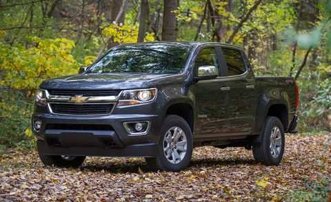 79 Best 2020 Chevy Colorado Going Launched Soon Performance
